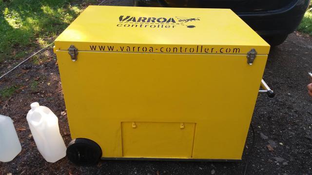 Varroa controller 0